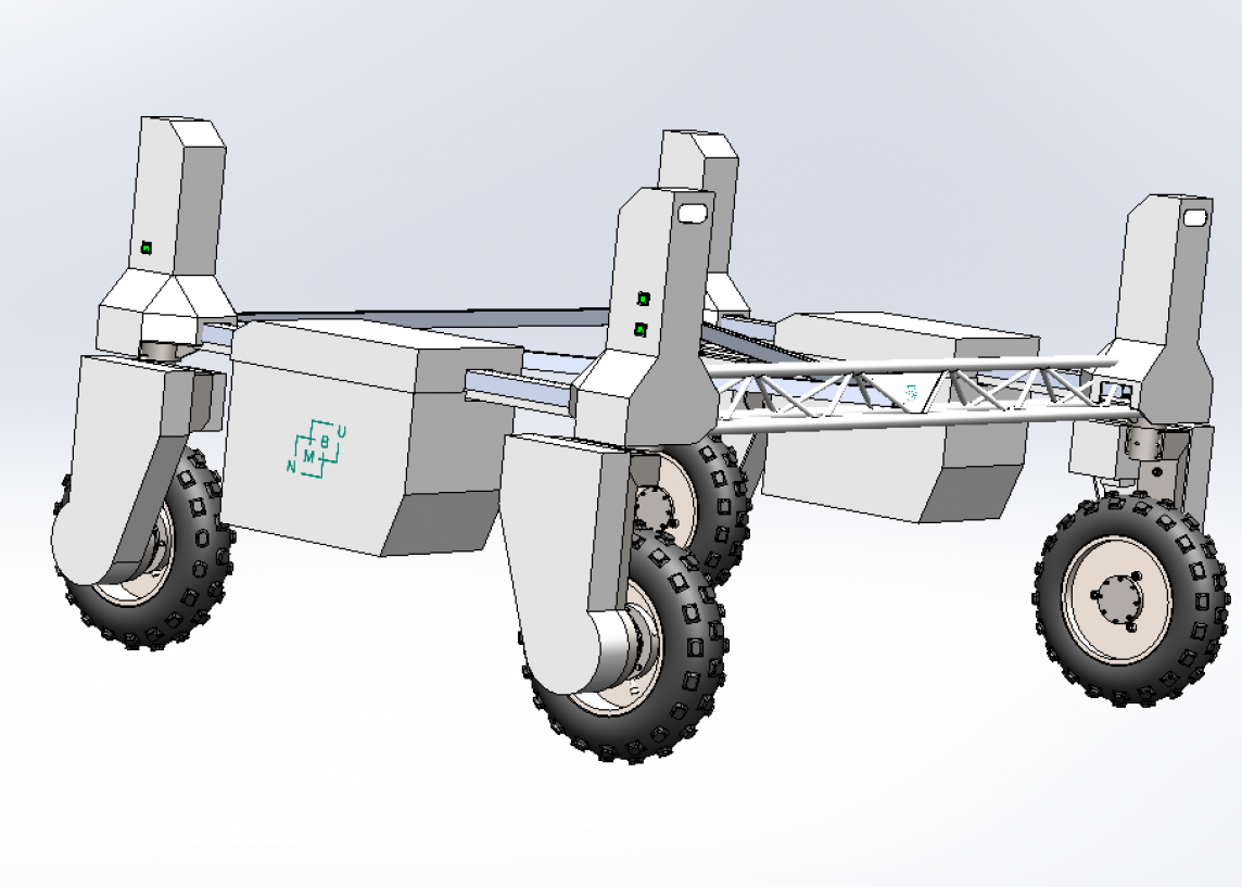 The NMBU agricultural robot