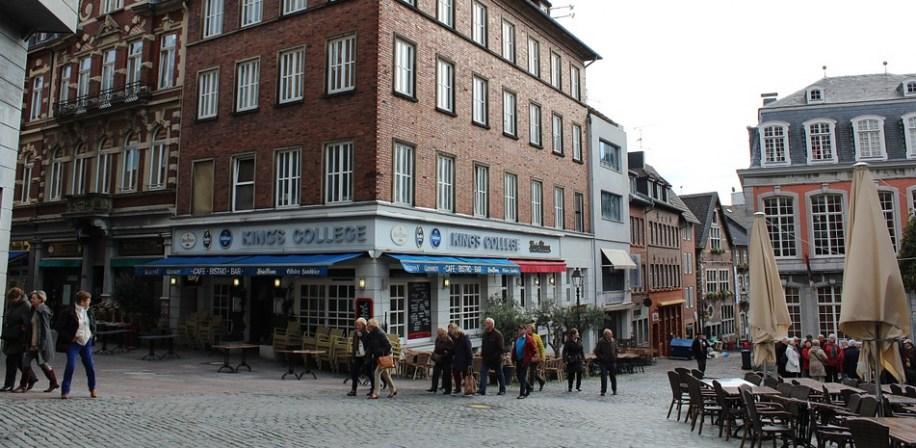 Aachen, Tyskland