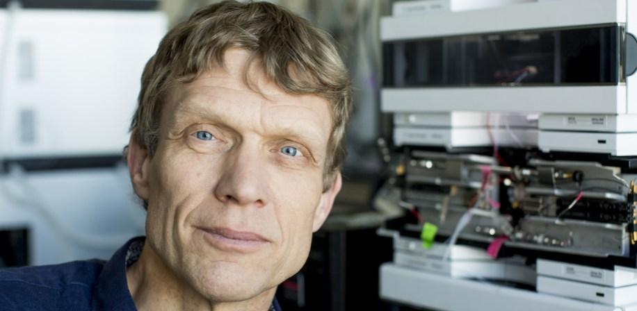 NMBU-forsker Vincent Eijsink.