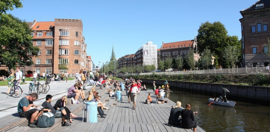 Århus, Danmark.