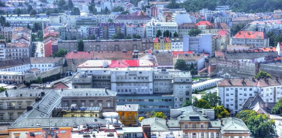 Brno, Tsjekkia.