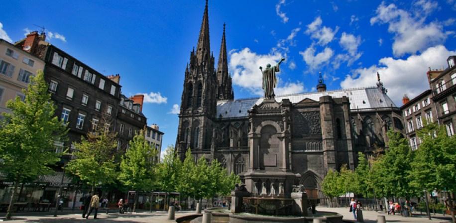 Clermont-Ferrand, Frankrike.