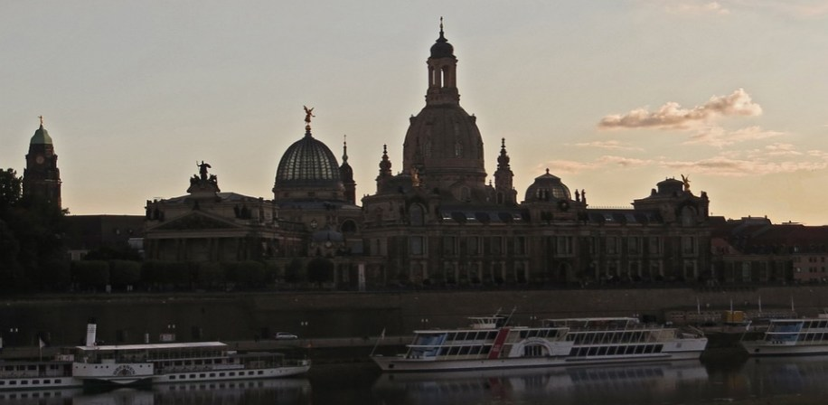 Dresden, Tyskland.