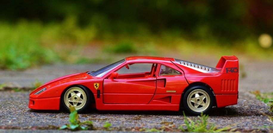 Ferrari, Italia.
