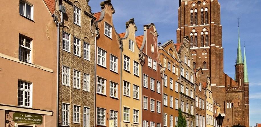 Gdansk, Polen.