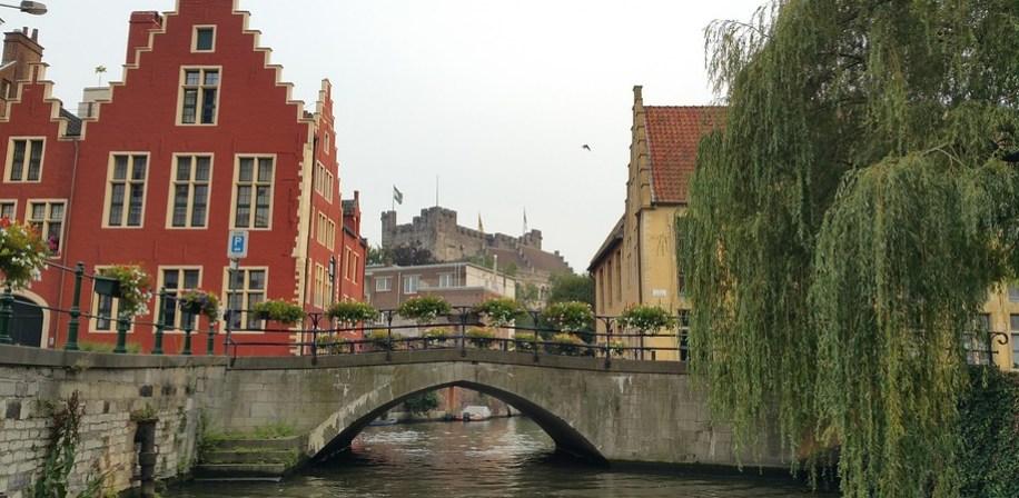 Gent, Belgia.