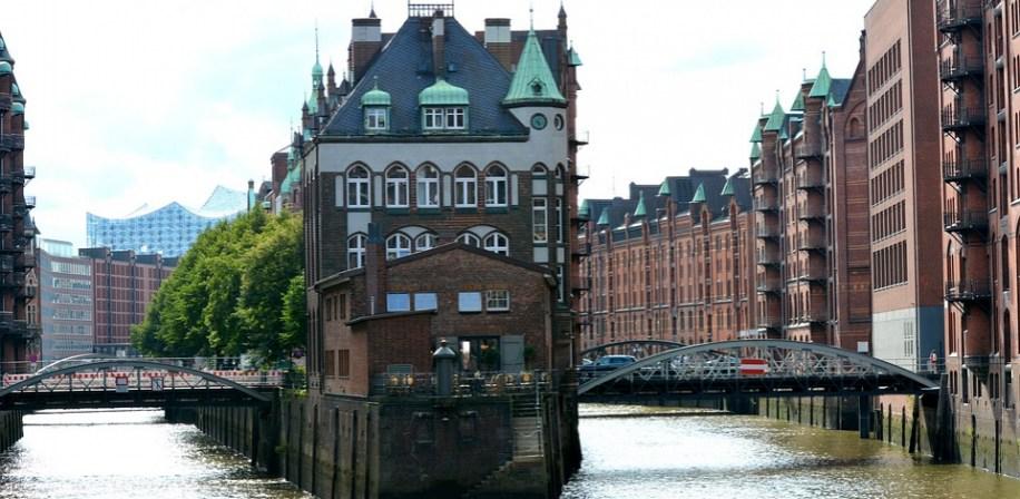 Hamburg, Tyskland.
