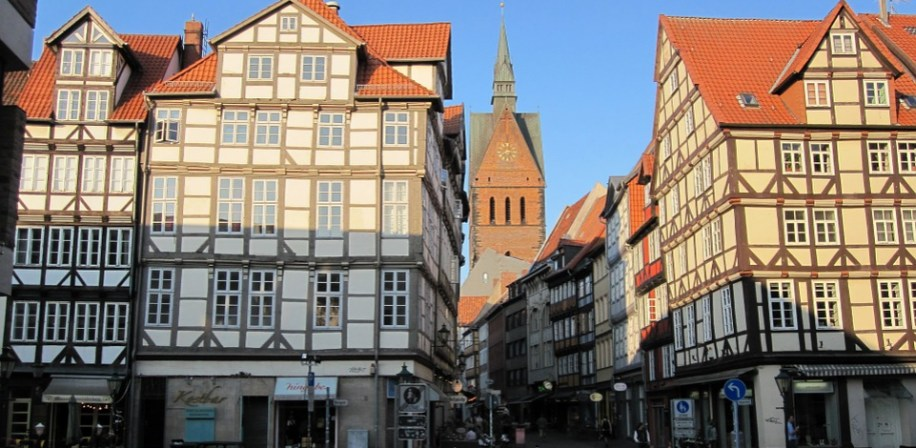 Hannover, Tyskland.