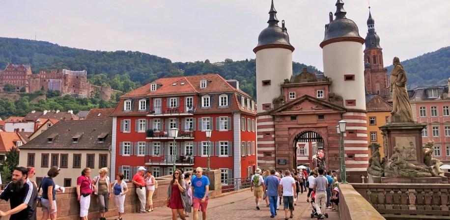Heidelberg, Tyskland.