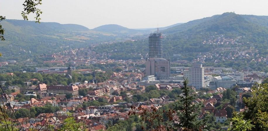 Jena, Tyskland,