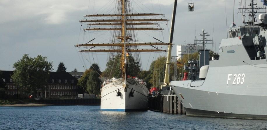 Kiel, Tyskland.