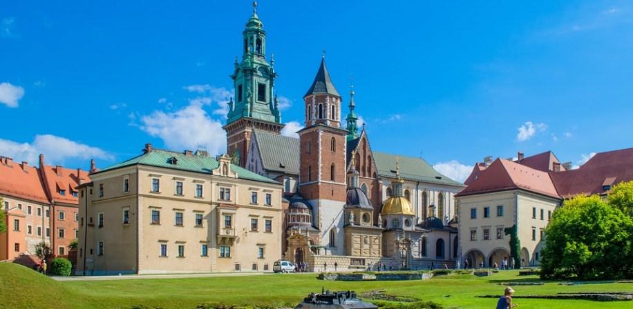 Krakow, Polen.