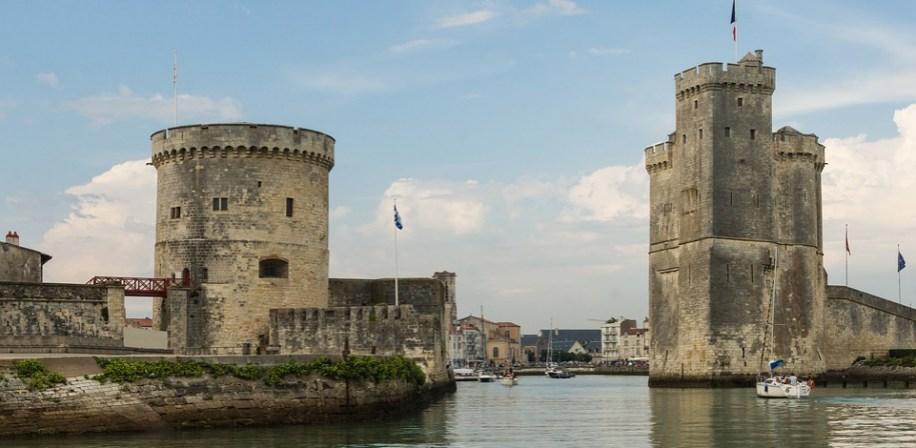 La Rochelle, Frankrike.