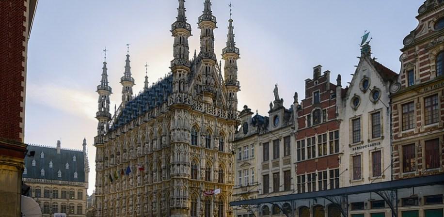 Leuven, Belgia.