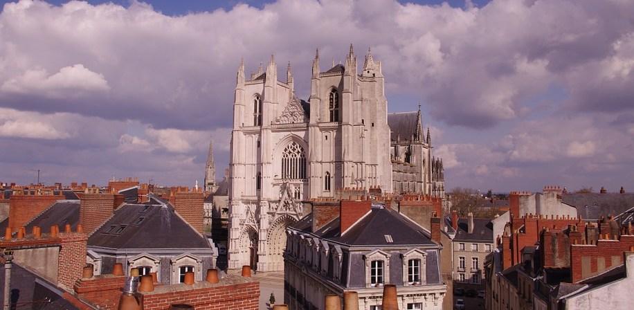 Nantes, Frankrike.