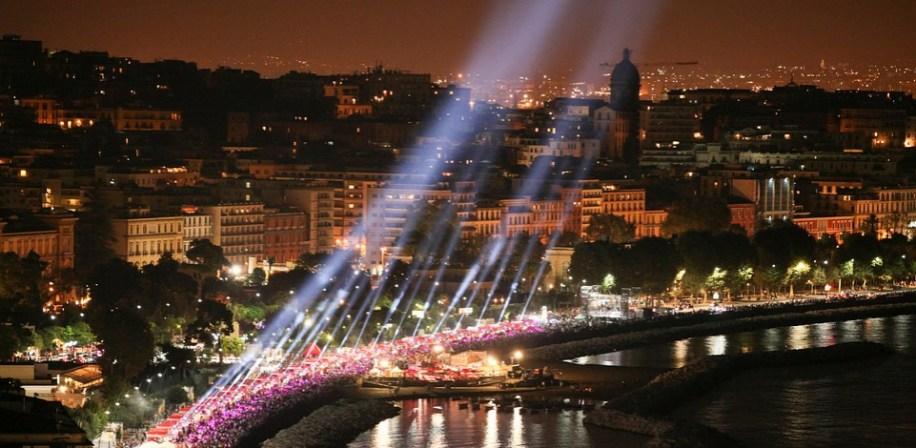 Napoli, Italia.