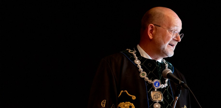 Sjur Baardsen innsettes som rektor ved ved NMBU