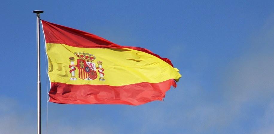 Det spanske flagget.