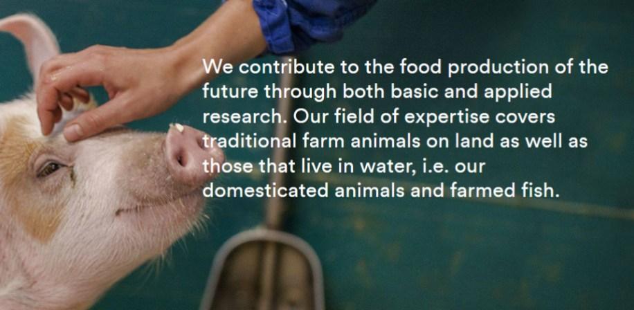 Department of Animal and Aquacultural Sciences