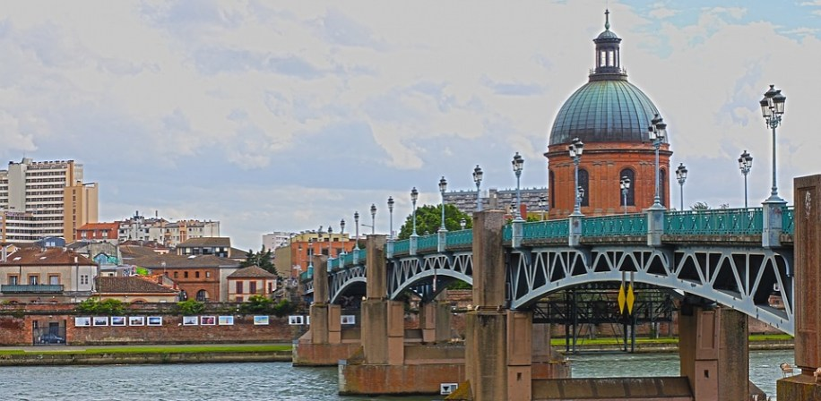 Toulouse i Frankrike.