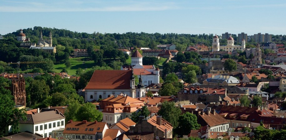 Vilnius, Litauen.
