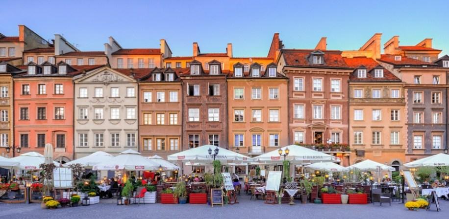 Warszawa, Polen.