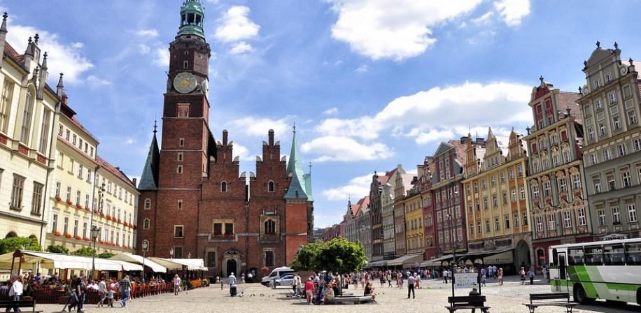 Wroclaw, Polen.
