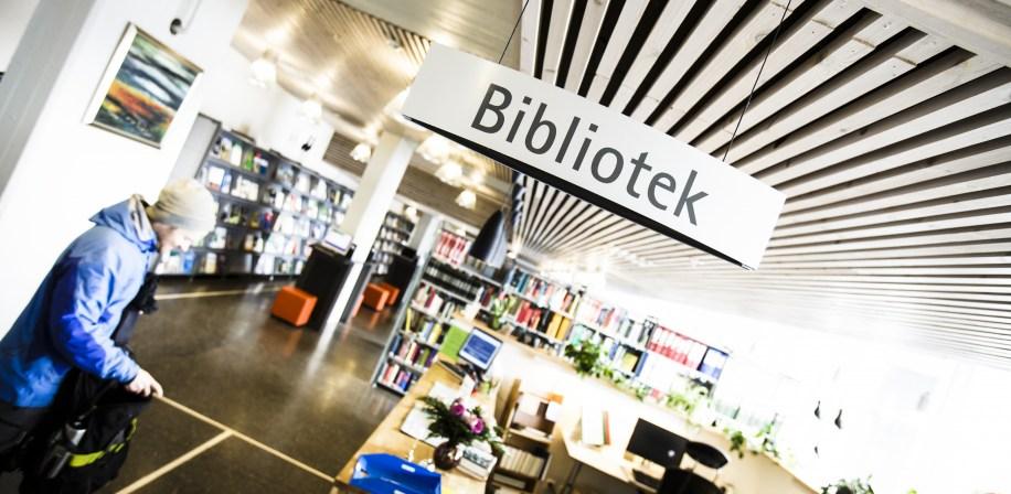 Sørhellinga-biblioteket