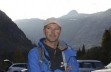 Jostein Soldal, dagleg leiar i Trolltunga Active.