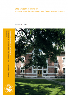 Journal Volume 2 Cover